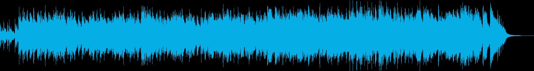 陽気なカントリーフィドルCM軽快疾走感eの再生済みの波形
