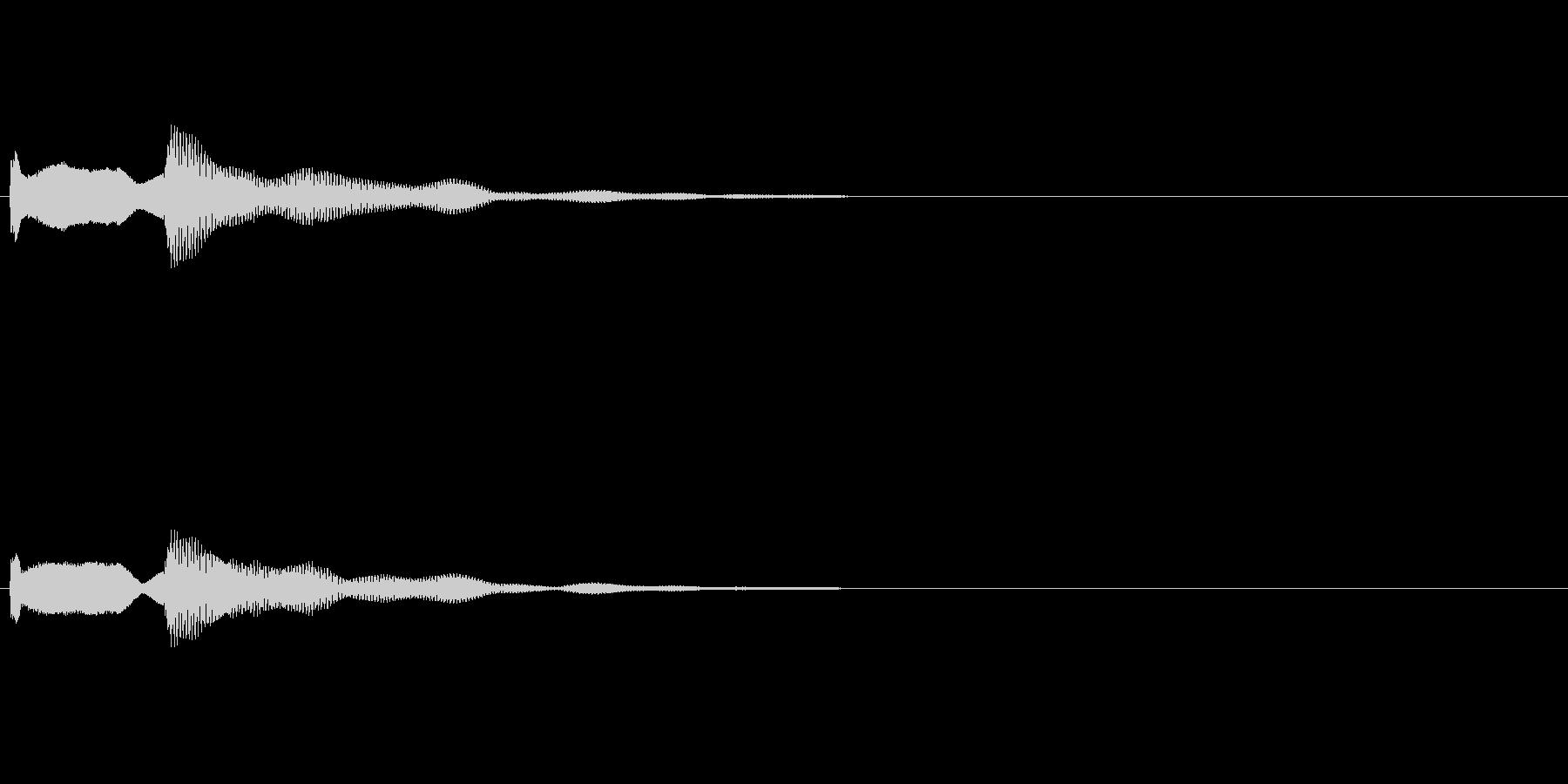 KANTアイキャッチ05271の未再生の波形