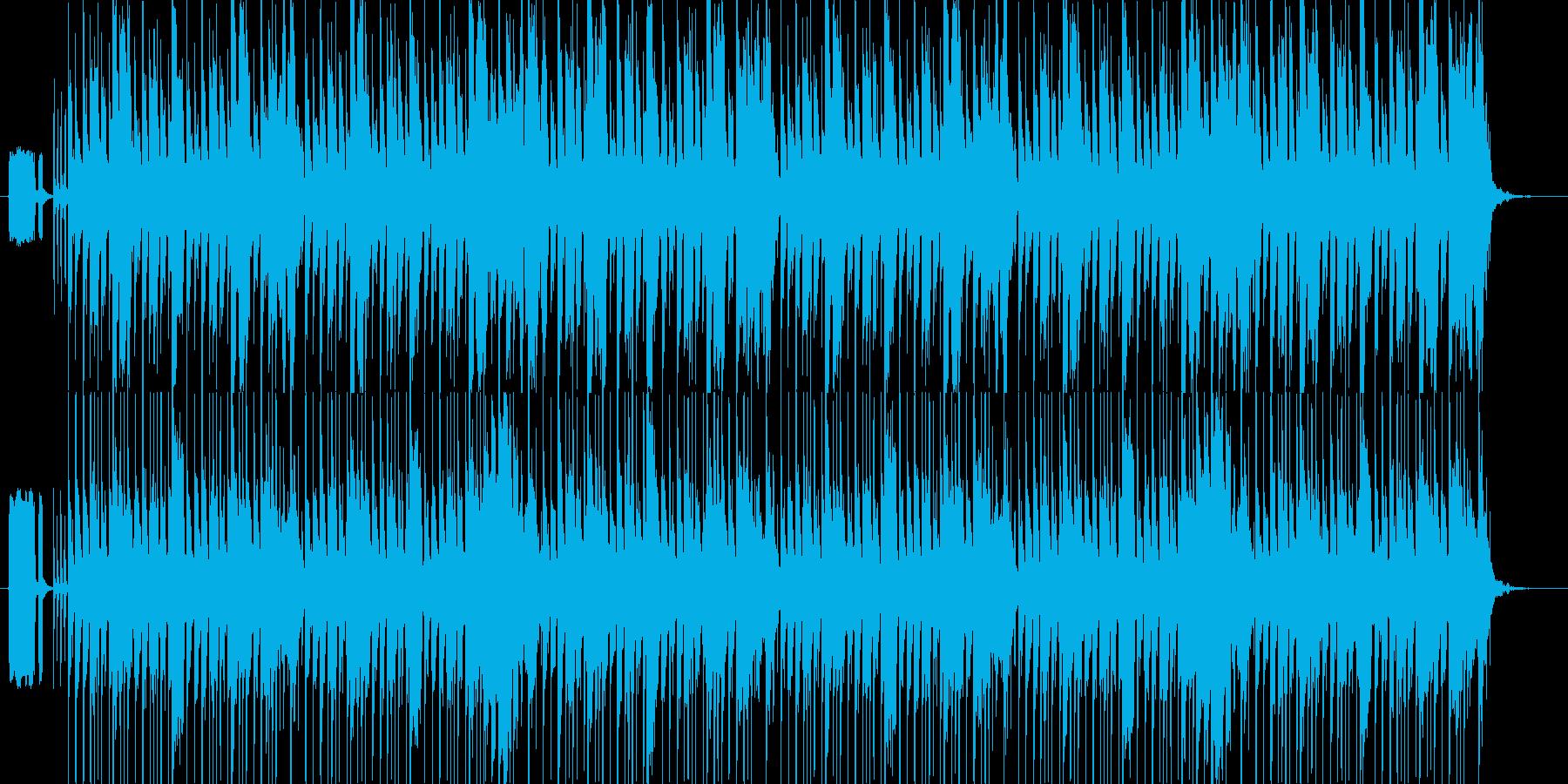 子供向けアプリのオープニングBGMのイ…の再生済みの波形