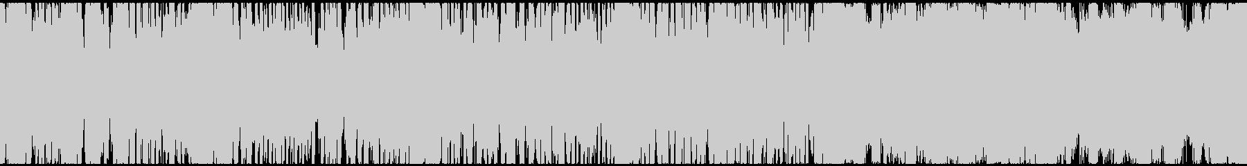 勢いのあるケルト音楽 城下町などのBGMの未再生の波形