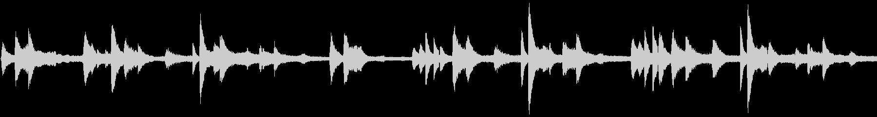 Lo-fi Piano Beatsの未再生の波形