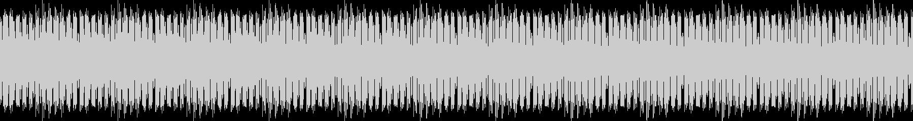 AMGアナログFX 45の未再生の波形