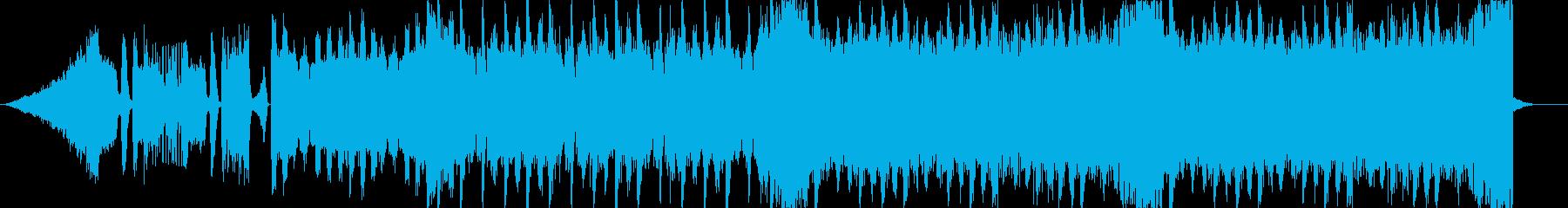 オープニングに最適なEDM/エレクトロの再生済みの波形