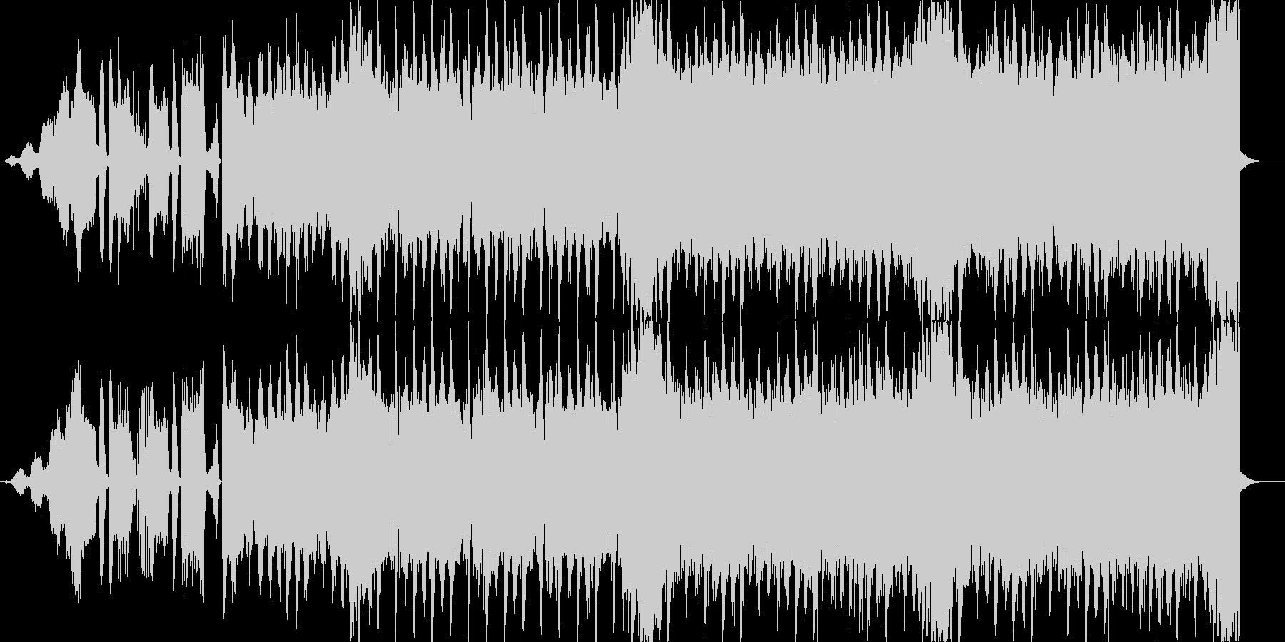 オープニングに最適なEDM/エレクトロの未再生の波形