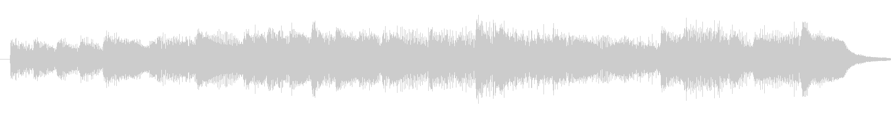 Refreshing piano opening jingle's unreproduced waveform