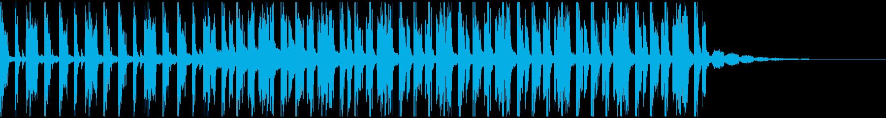 ラグジュアリーファッション(30秒)の再生済みの波形
