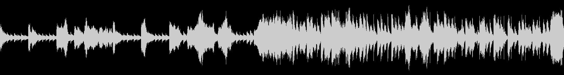 ループ:冒険やサスペンスに(フルート)の未再生の波形