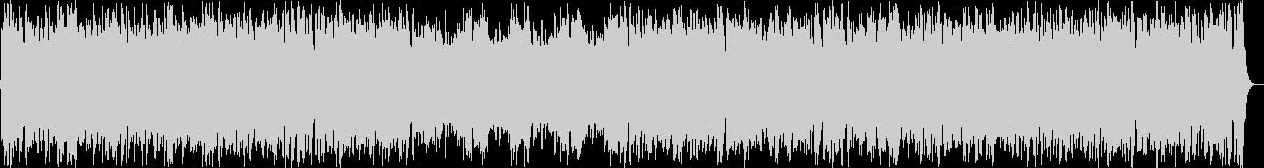 運動会定番曲のシンフォニックメタル編曲の未再生の波形