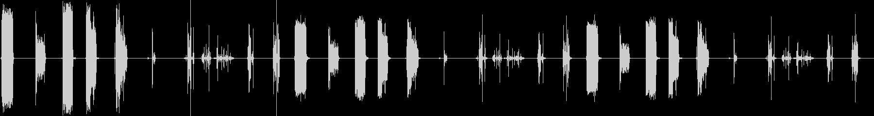 RIPS-ペーパー-9バージョンX...の未再生の波形