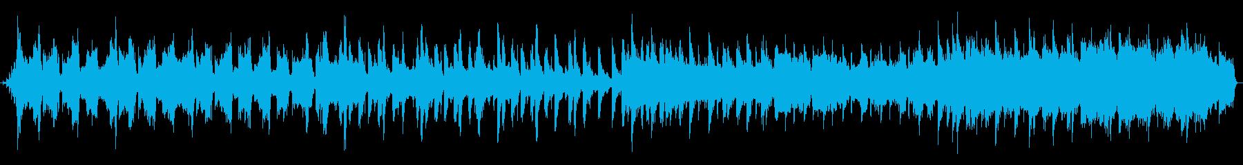 夏、民族、映像に合うトロピカルハウスCMの再生済みの波形