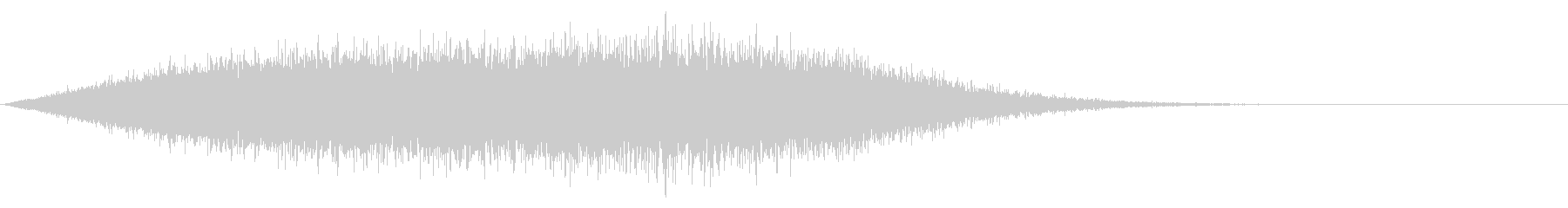 Sounds of chanting and activating magic # 10's unreproduced waveform