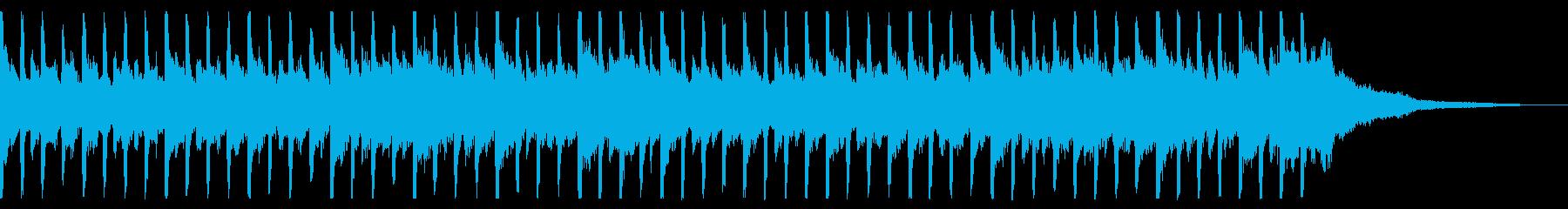 爽やか、企業VP、ピアノ、ギターcの再生済みの波形