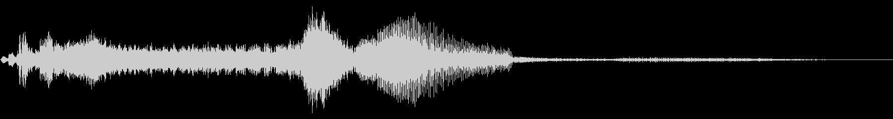 1917年ダッジ:Ext:スタート...の未再生の波形