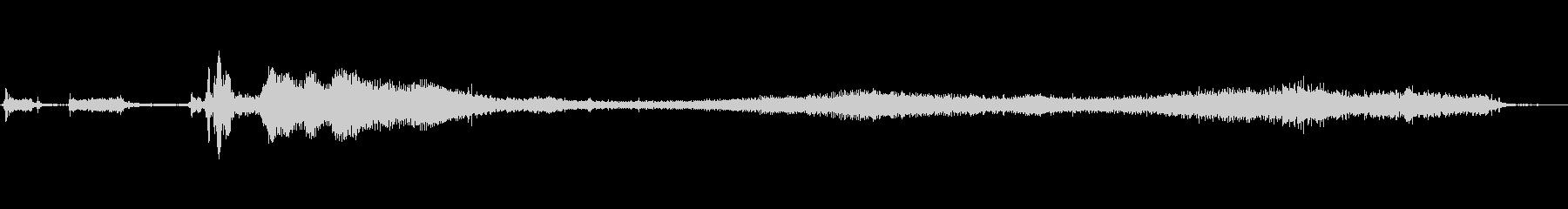 1932リンカーン:スタート、ドラ...の未再生の波形
