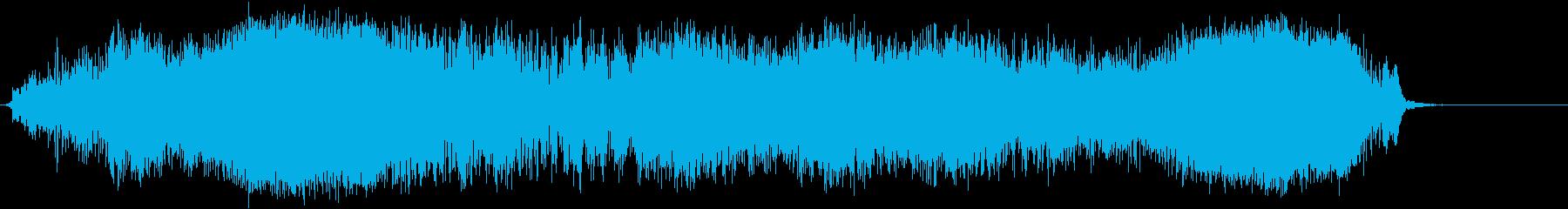 電気科学の再生済みの波形