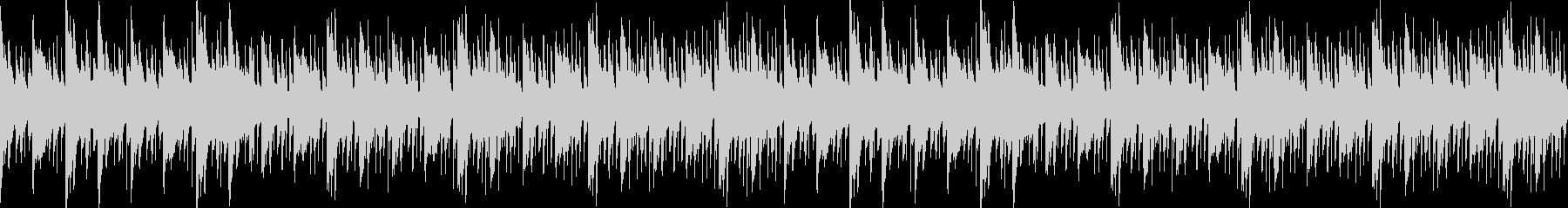 温かい・幻想的・切ない・チルアウトループの未再生の波形