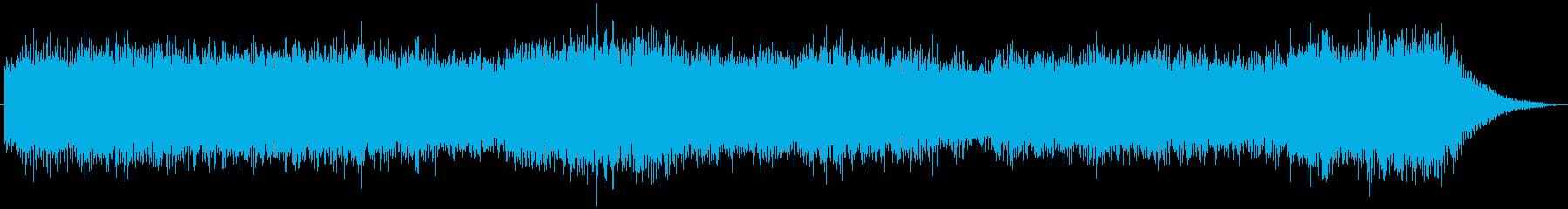 ドローン つぶし01の再生済みの波形