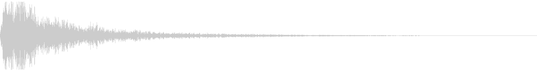 【シネマティック 】 衝撃音_109の未再生の波形