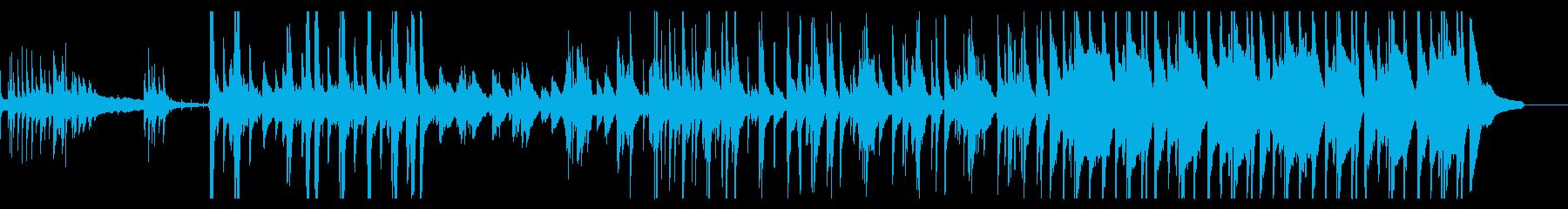 Lofi/Jazzhopの再生済みの波形