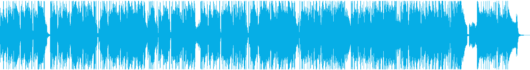 Funky Organ Jammingの再生済みの波形