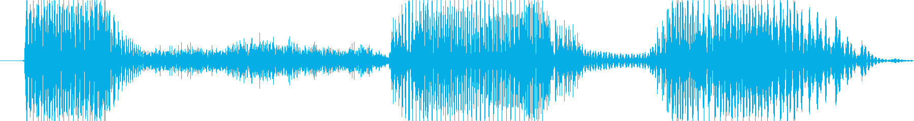 オフサイド!の再生済みの波形