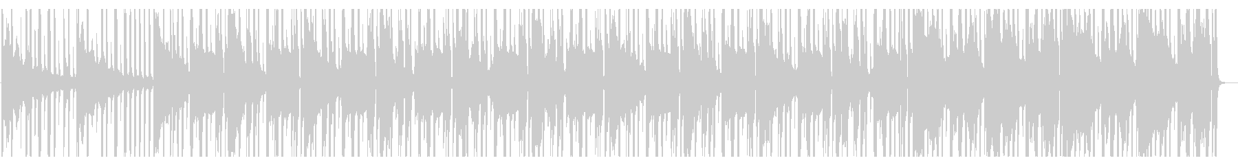 ムーディー/R&B_No395_2の未再生の波形