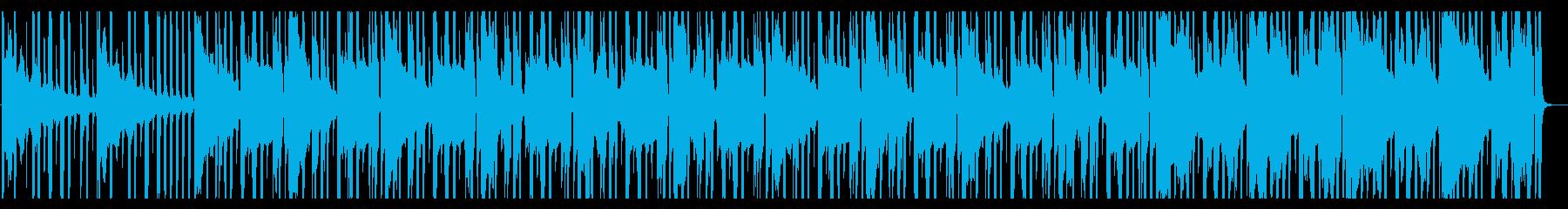 ムーディー/R&B_No395_2の再生済みの波形