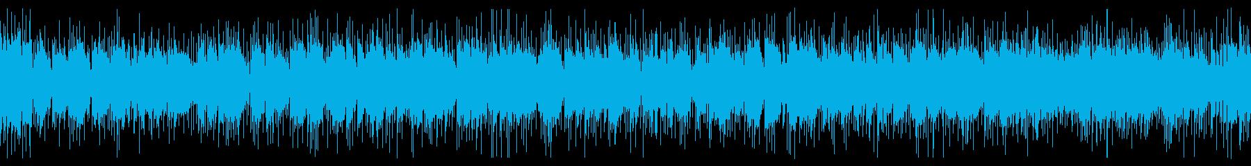 "Chopin ""Revolution"" Guitar ver.'s reproduced waveform"