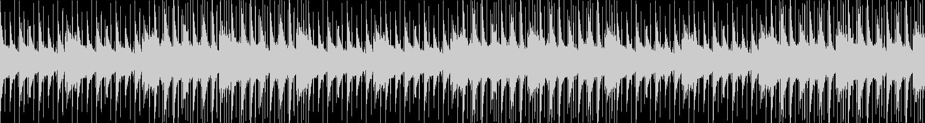 チルアウト、おしゃれ、ヒップホップの未再生の波形