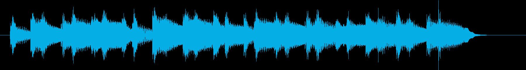エーライヤッチャ!阿波踊り ♩145#1の再生済みの波形