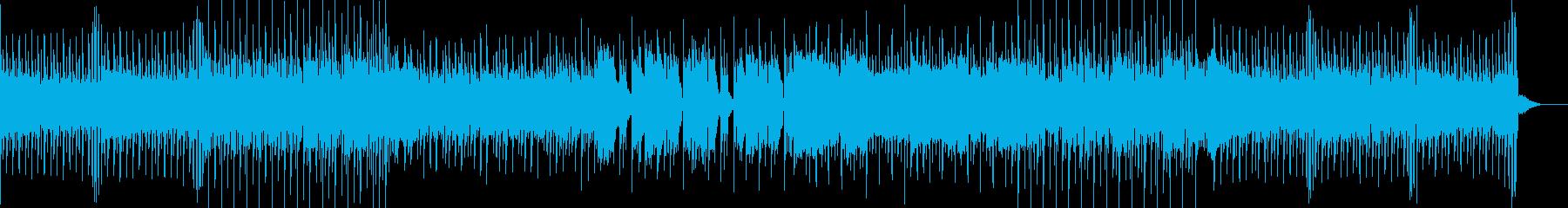 軽快なリズムと耳に残るミニマルなメロディの再生済みの波形