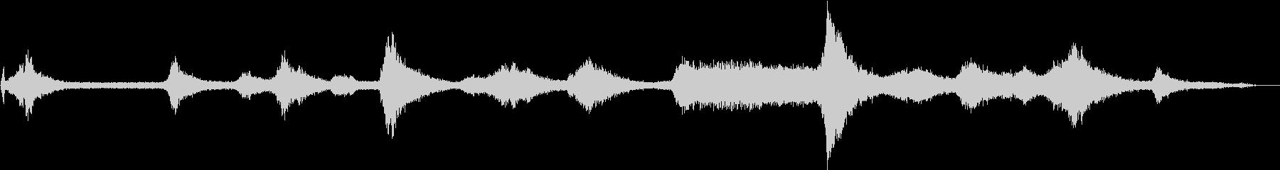 1962ジャガータイプE:内線:開...の未再生の波形