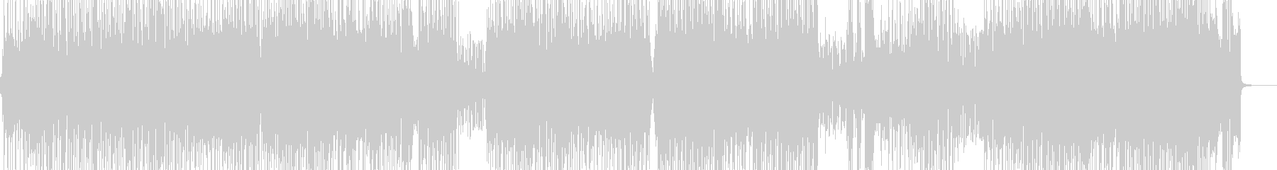 パステル調・少女風メルヘンロック B2の未再生の波形