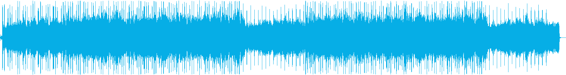 カフェ・ラジオ お洒落なローファイジャズの再生済みの波形
