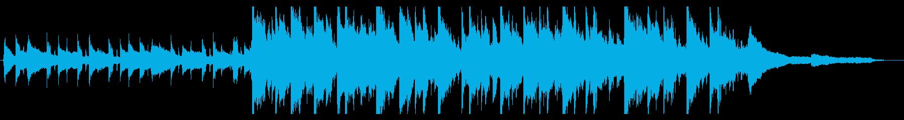 【ショート版】企業VP・CM アコギの再生済みの波形
