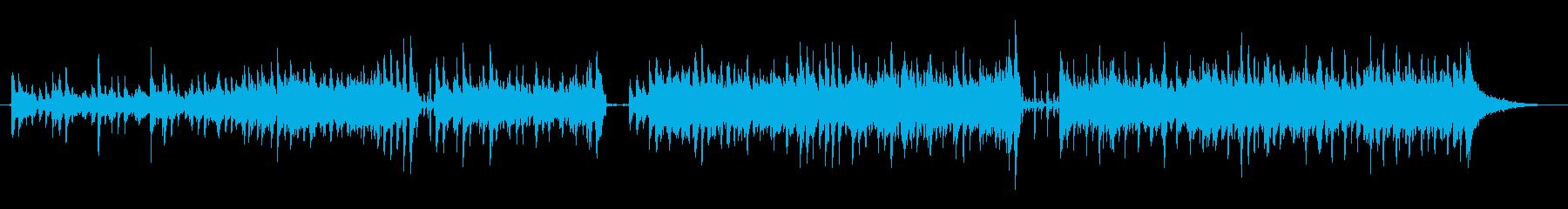 アコースティックカントリーブルーグ...の再生済みの波形