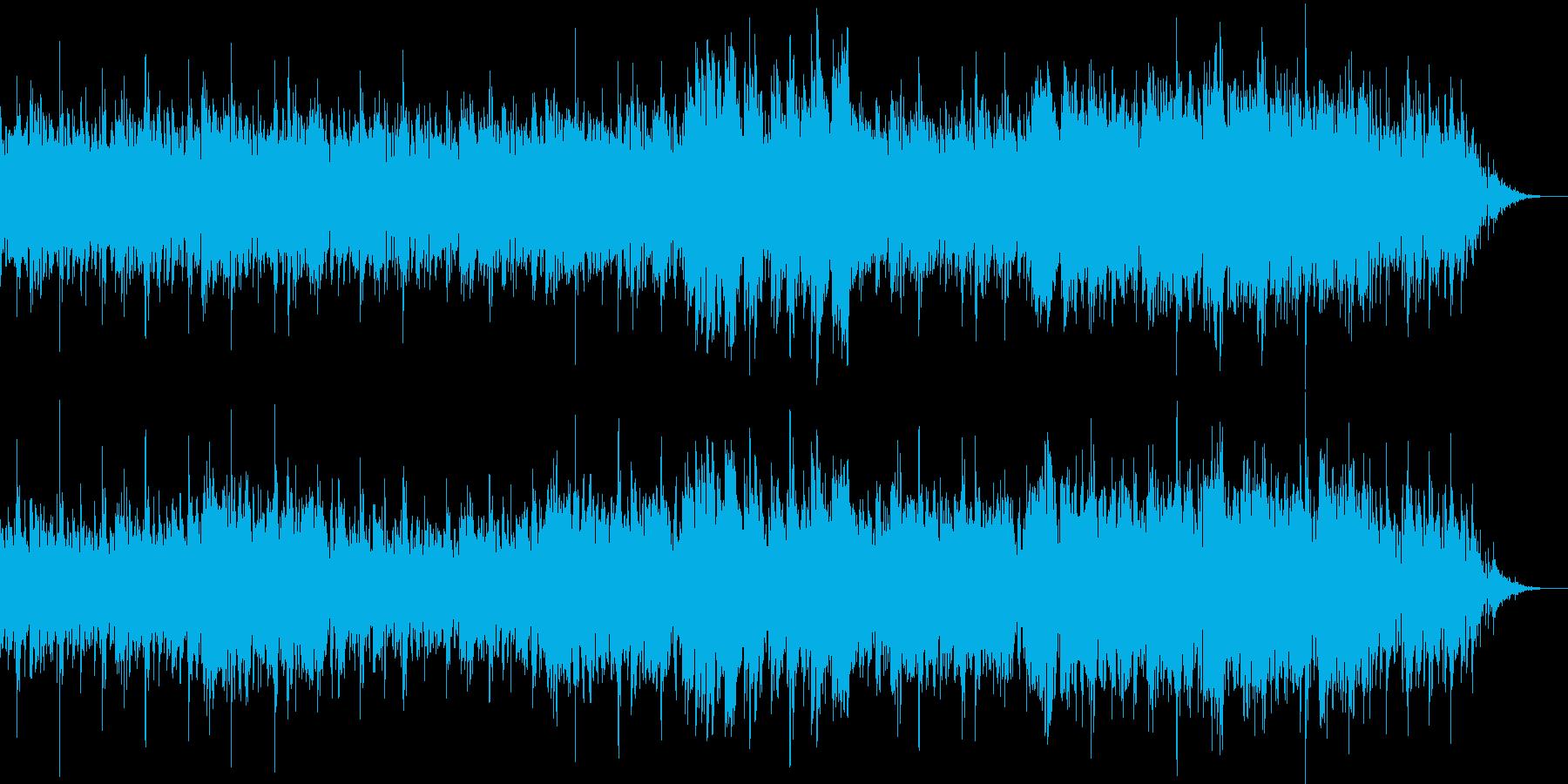お正月にぴったりな曲ですの再生済みの波形