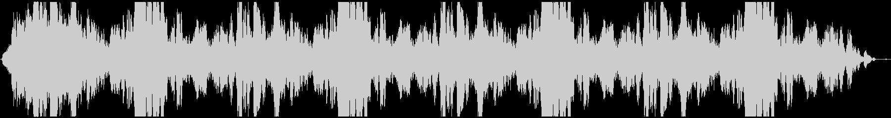 ドローン スプライス03の未再生の波形