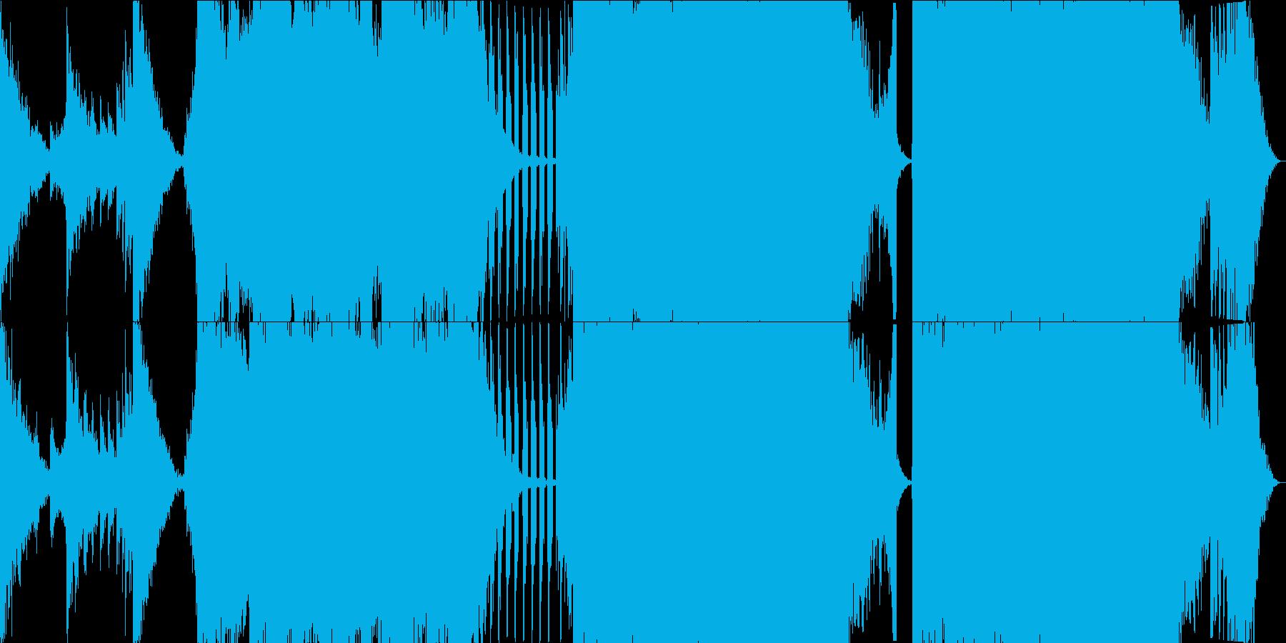KANTシネマティック絶望と決意FULLの再生済みの波形
