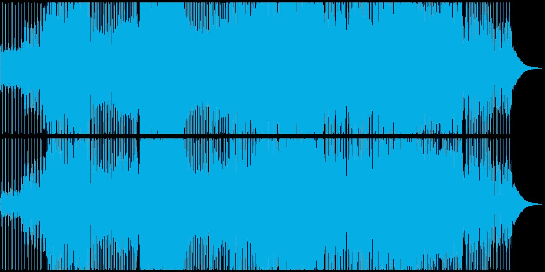 ハウス ダンス プログレッシブ ワ...の再生済みの波形