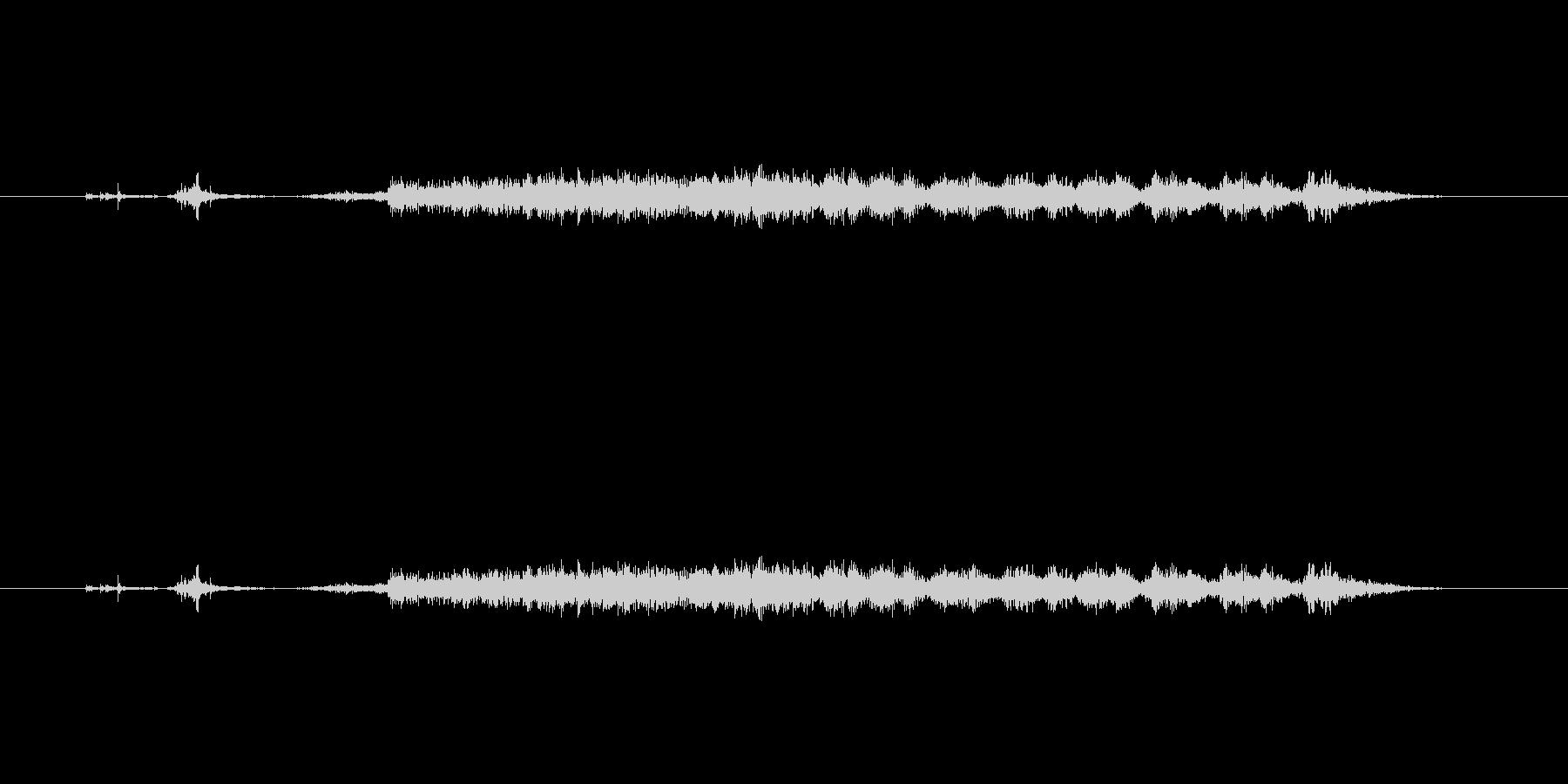 【カッター01-7(切る 段ボール)】の未再生の波形