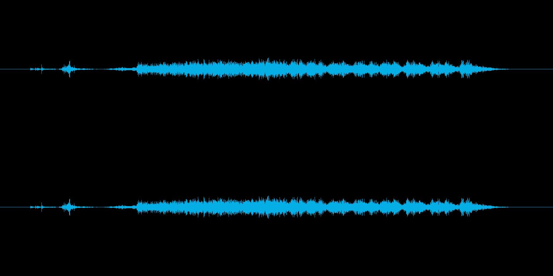 【カッター01-7(切る 段ボール)】の再生済みの波形