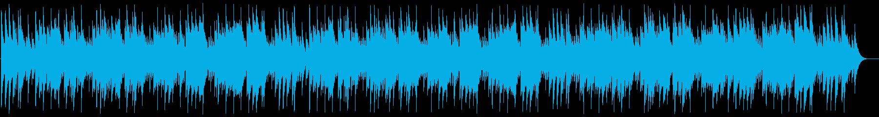 ああベツレヘムよ オルゴールの再生済みの波形