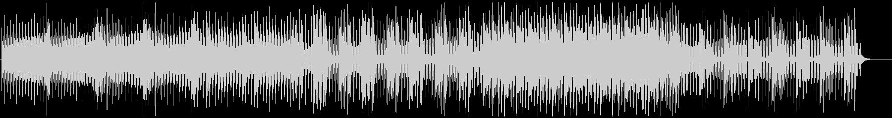 明るい/4つ打ち/ピアノの感動系ポップスの未再生の波形