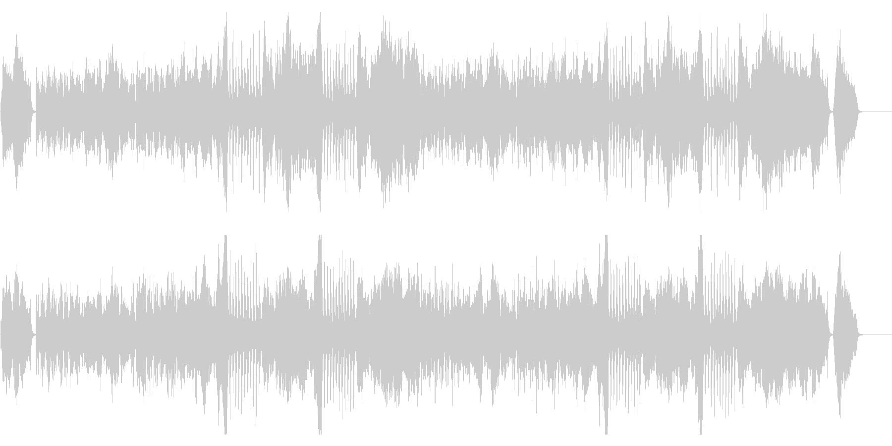 Orchestra Image of a fashionable city's unreproduced waveform