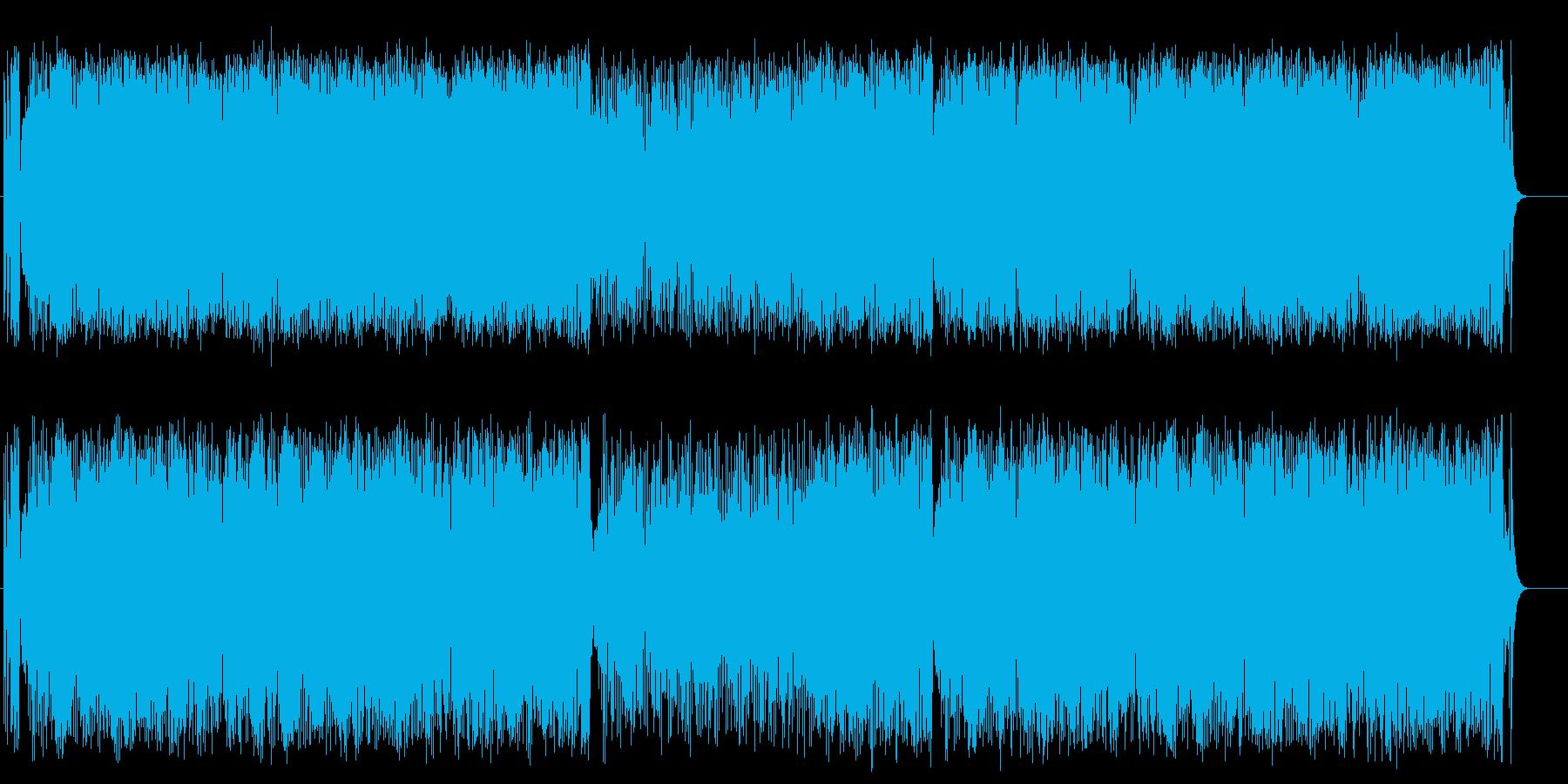 気持ちが弾む楽しいポップ/ファンクの再生済みの波形