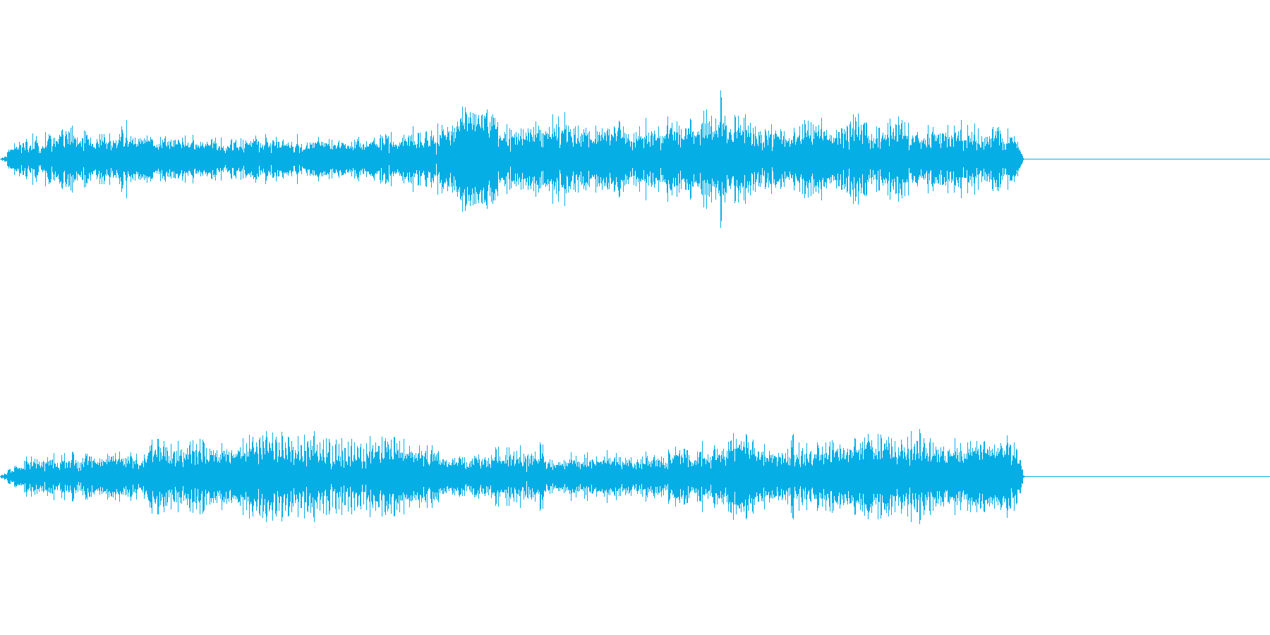 【SE ジングル】SF7の再生済みの波形