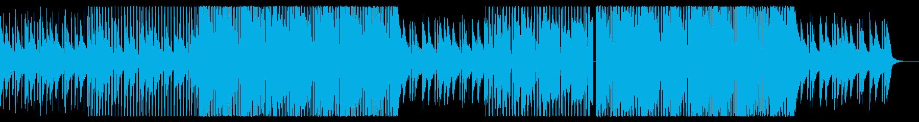 感動系!爽やかなエレクトロ/ピアノポップの再生済みの波形