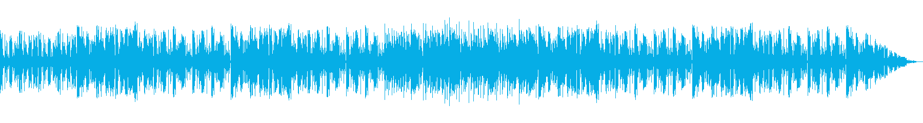コミカル要素のある博打 和楽器+テクノの再生済みの波形