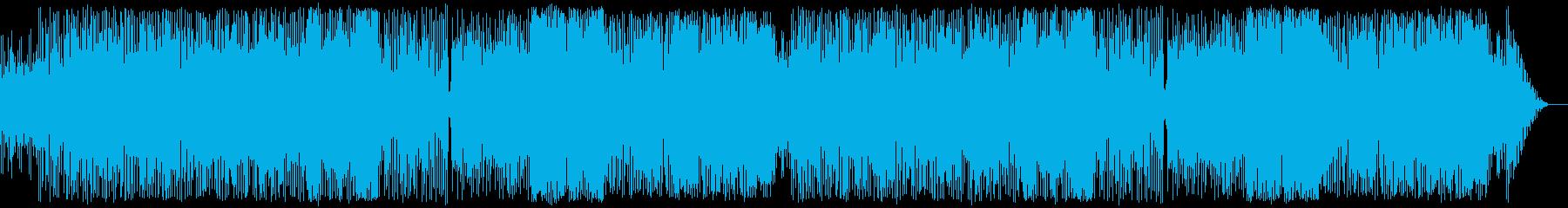 ゲーム用素材/ダンジョン・渓谷などの再生済みの波形